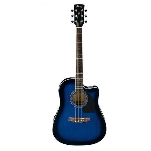 Ibanez PF 15 ECE TBS gitara elektroakustyczna, IBAPF15ECETBS