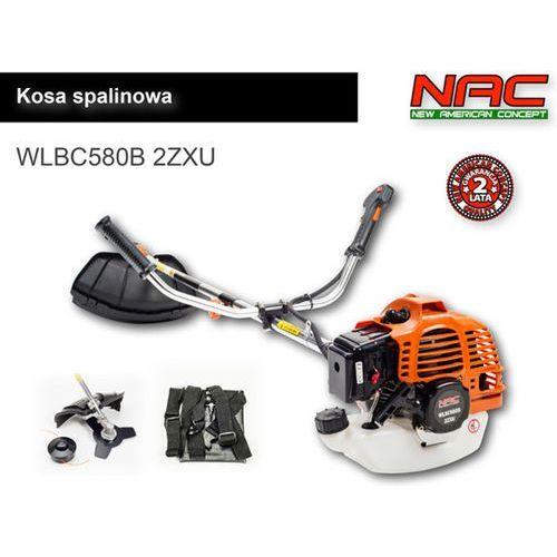 NAC WLBC580B (sprzęt ogrodniczy)