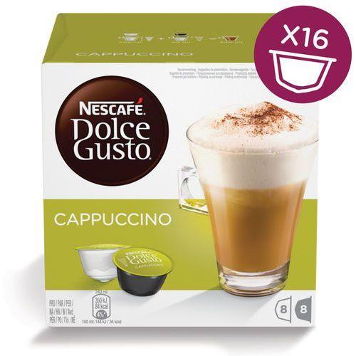 Kawa NESCAFE Dolce Gusto Cappuccino 16szt., 3928