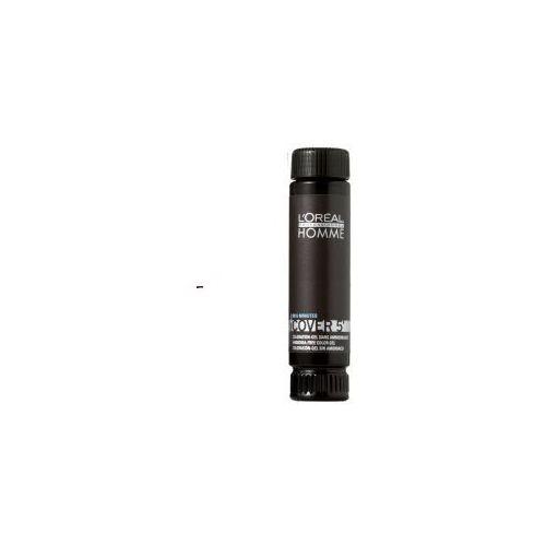 L'Oreal Homme Cover 5' (M) żel koloryzujący do włosów 02 3x50ml (stylizacja włosów)