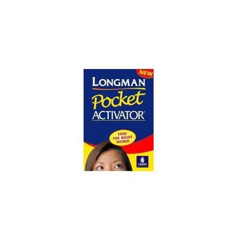 Longman Pocket Activator (Twarda Oprawa) [Słownik (Twarda Oprawa)], oprawa twarda