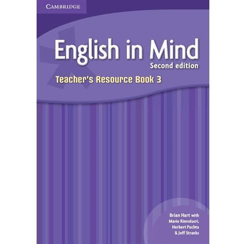 English In Mind 3 Second Edition Teacher's Resource Book (9780521133760)