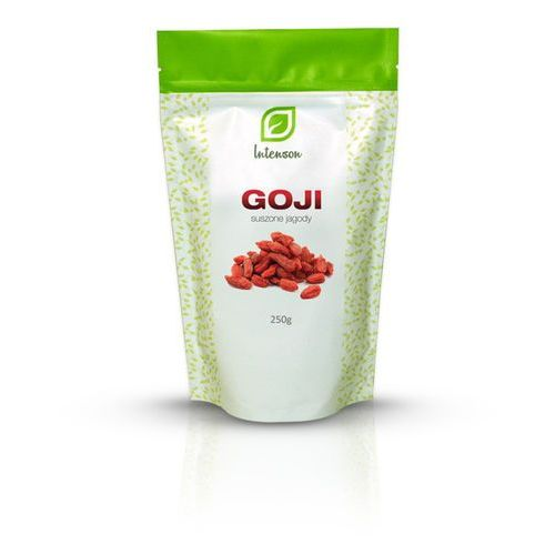 Intenson europe Jagody goji 250g intenson (5903240278121)