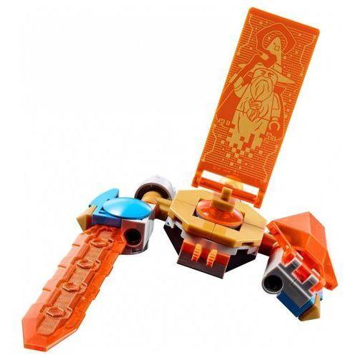 Lego Kloci nexo knights starcie technologicznych czarodziejów