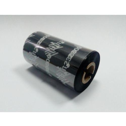 Taśma termotransferowa Zebra 57mm x 74mb woskowa