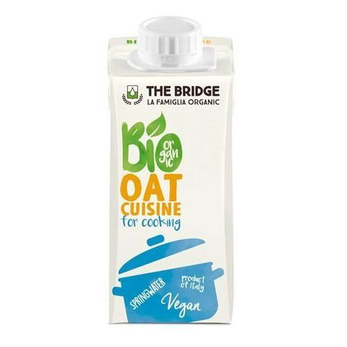 121the bridge Krem do gotowania owsiany 200ml - the bridge