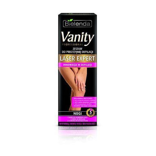 Bielenda, Vanity Laser Expert, krem do depilacji nóg, 100 ml z kategorii kremy do depilacji