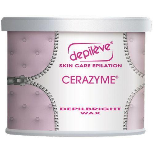 Depileve cerazyme depilbright wax wosk do depilacji bezpaskowej (400 g.)