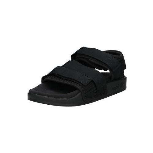 originals sandały 'adilette sandal 2.0 w' czarny marki Adidas