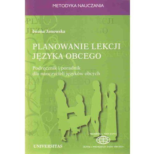 Planowanie lekcji języka obcego (2010)