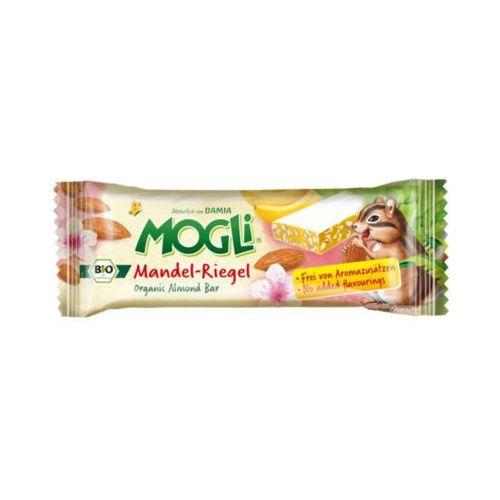 25g baton migdałowy bio marki Mogli