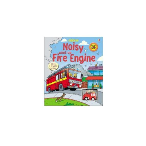 Noisy Wind-Up Fire Engine, HarperCollins