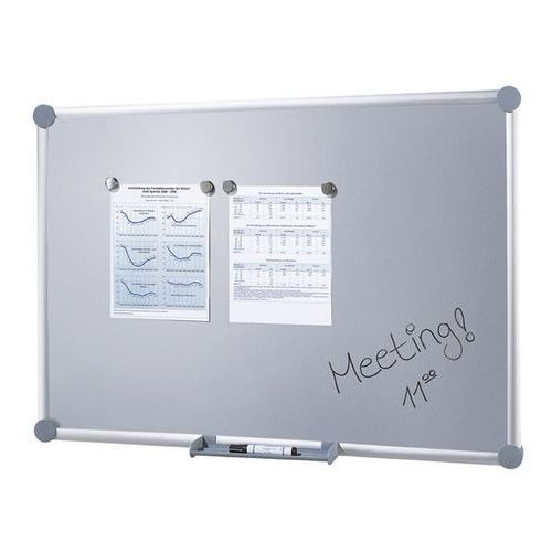 Maul Tablica informacyjna, powierzchnia z blachy stalowej, szer. x wys. 900x600 mm. p