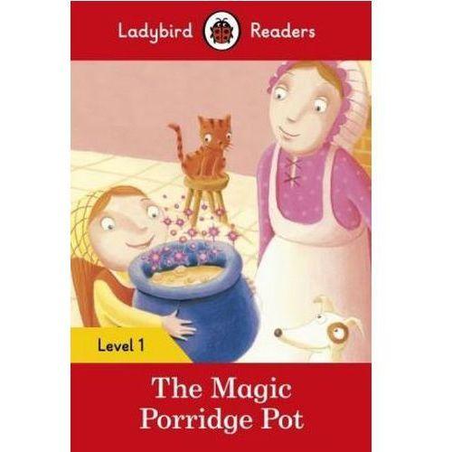 The Magic Porridge Pot - Ladybird Readers Level 1 (9780241254066)