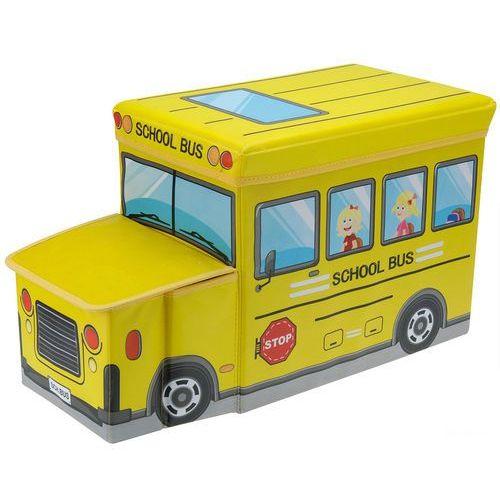 Emako Pojemnik na zabawki - skrzynia, siedzisko