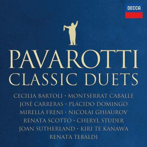 Universal music Pavarotti -the classic duets (0028947875833)