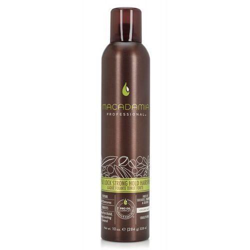Macadamia Style Lock Firm Hold Hairspray - silnie utrwalający lakier do włosów 328ml