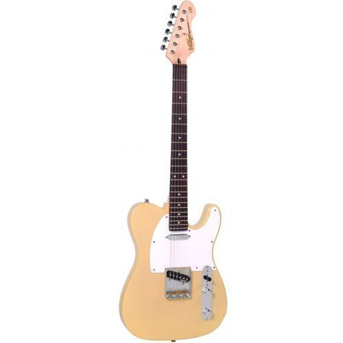 Vintage V62AB gitara elektryczna, Ash Blonde