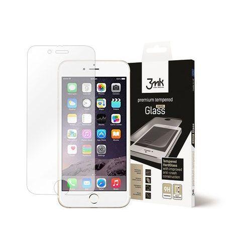 Apple iphone 6s plus - szkło hartowane hardglass marki 3mk
