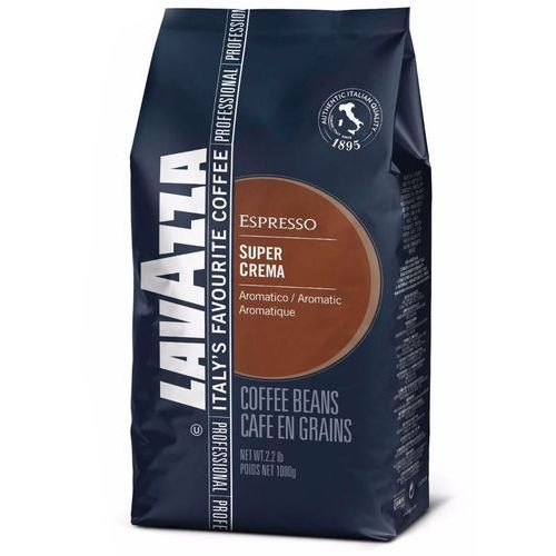 Lavazza Kawa włoska blue super crema 1kg ziarnista