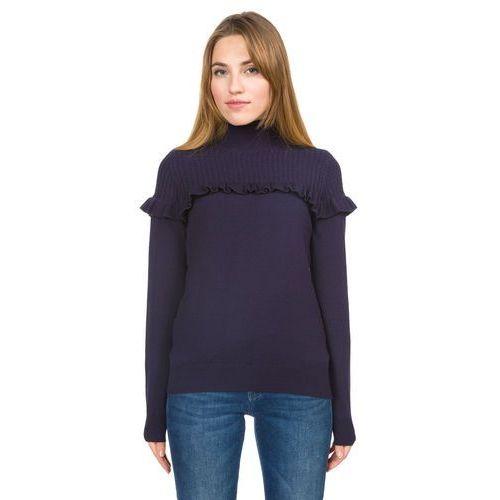Vero Moda Amador Sweater Niebieski XS, kolor niebieski
