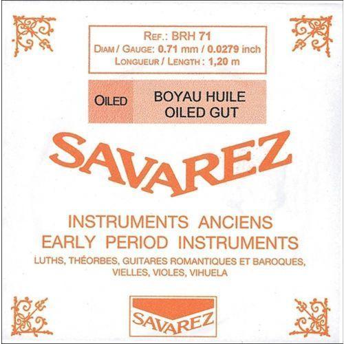 Savarez (645306) struna do chordofonu smyczkowego - d6 vers. owinięta - bfa482