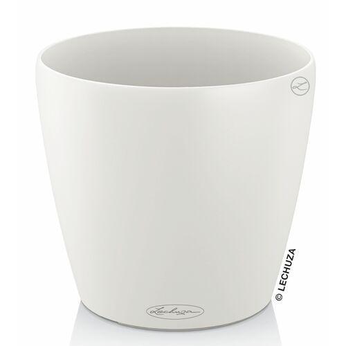 Donica Lechuza Classico Color biała, 3-13170