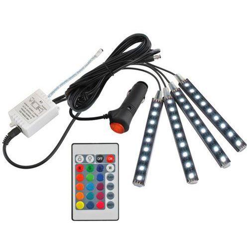 Oświetlenie wnętrza samochodu domu pasek LED RGB ala neon (5902802903556)