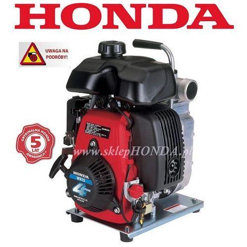 WX 15 Motopompa HONDA (6 mm, 240 l/min) + OLEJ + DOSTAWA GRATIS