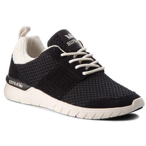 Supra Sneakersy - scissor 08027-039-m black/bone