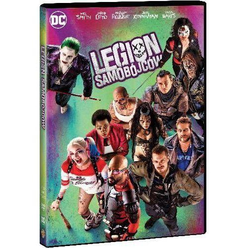 Legion samobójców (dvd) - david ayer marki Galapagos