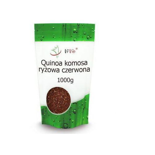 quinoa komosa ryżowa czerwona - 1000g marki Vivio