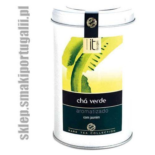 Zielona herbata z jaśminem 100g marki Quinta de jugais