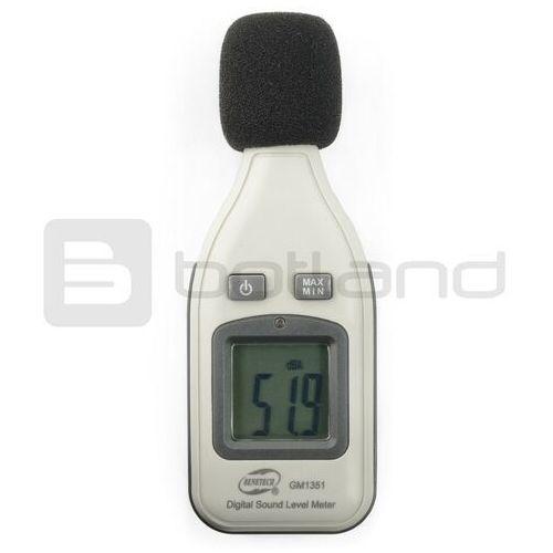 Benetech Sonometr, decybelomierz gm1351 - od 30 do 130dba