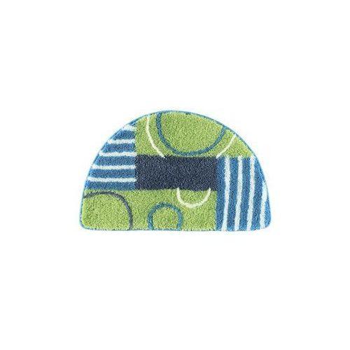Heine - dywanik zielony/niebieski - oferta [05e2e90f21d2e564]