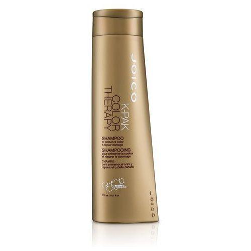 k-pak color therapy - szampon regenerujący do włosów farbowanych 300 ml marki Joico
