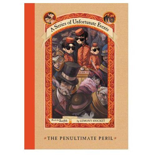 The Penultimate Peril. Das haarsträubende Hotel, englische Ausgabe (9780064410151)