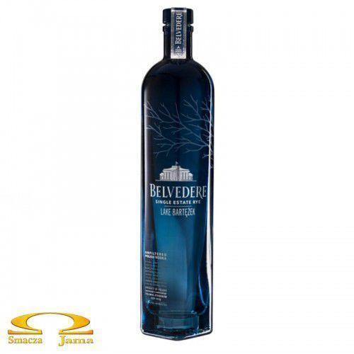 Wódka belvedere unfiltered lake bartężek 0,7l marki Belvedere vodka