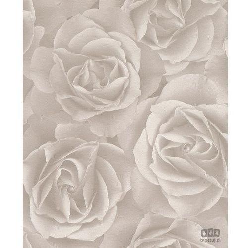 Rasch Tapeta ścienna róże crispy paper 525601 bezpłatna wysyłka kurierem od 300 zł! darmowy odbiór osobisty w krakowie.