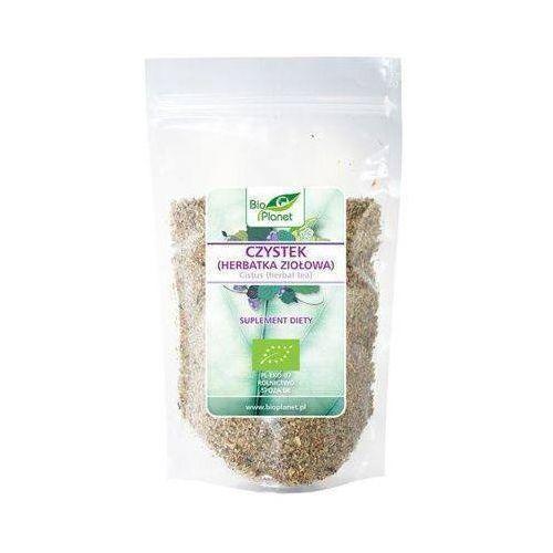 BIO PLANET 125g Czystek Herbata Ziołowa Bio Suplement diety