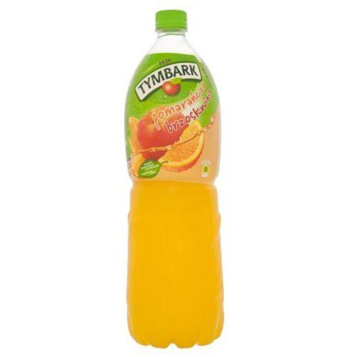 Tymbark Napój owocowy pomarańcza brzoskwinia 2 l