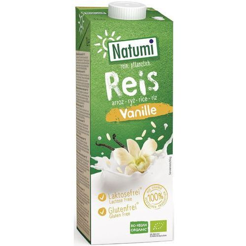 Napój ryżowo-waniliowy BIO 1l, 4038375025102