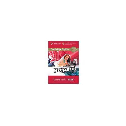 Cambridge English Prepare! 4 Presentation Plus DVD (2016)