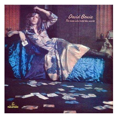 The Man Who Sold The World (2015 Remastered) (Vinyl) - David Bowie (Płyta winylowa)