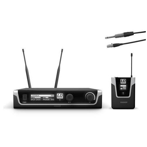 Ld systems u506 uk bpg mikrofon bezprzewodowy instrumentalny