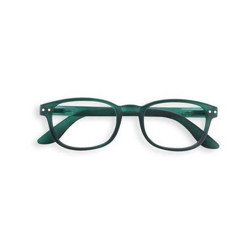 Okulary Korekcyjne IZIPIZI LMSBC14 Green Crystal Soft