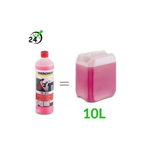Ca 10 c (1l, 1:9) koncentrat do czyszczenie sanitariatów, #zwrot 30dni #gwarancja d2d #karta 0zł #pobranie 0zł #leasing #raty 0% #wejdź i kup najtaniej marki Karcher