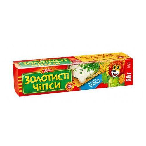 Jaivir Chipsy ziemniaczane o smaku koperku i śmietany, 100g