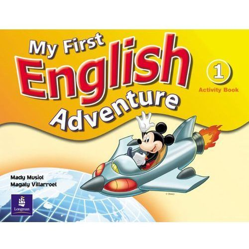 My First English Adventure 1 - Workbook (32 str.)