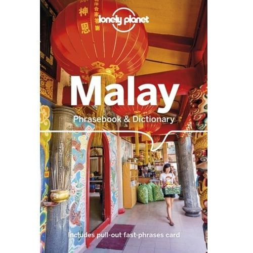 Lonely Planet Malay Phrasebook & Dictionary Lonely Planet